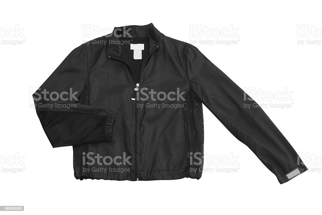 man's jacket royalty-free stock photo