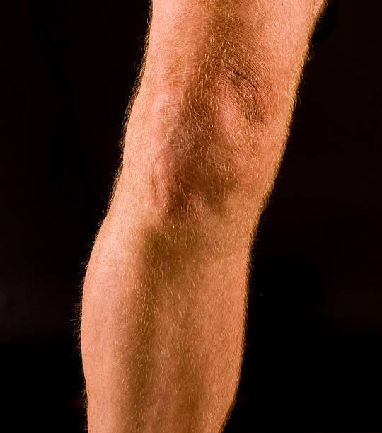 男性の膝 - 脛 ストックフォトと画像