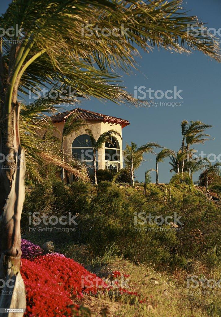 Mansion auf einem Hügel – Foto