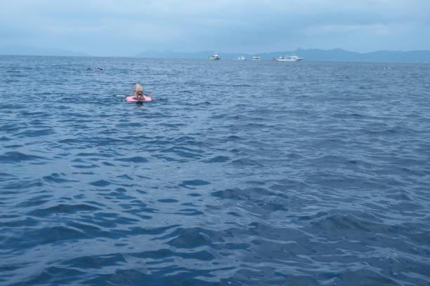 Manta Ray Watching Area Manta City Point In Ishigaki Island