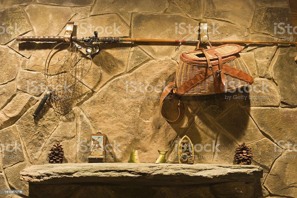 Mantle Display royalty-free stock photo