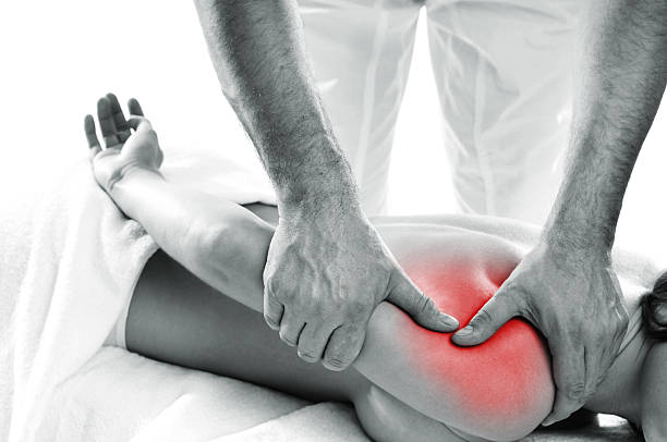 manual therapy manual therapy analgesia stock pictures, royalty-free photos & images