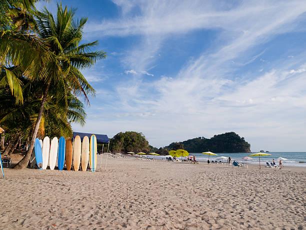 Manuel Antonio Beach - foto de stock