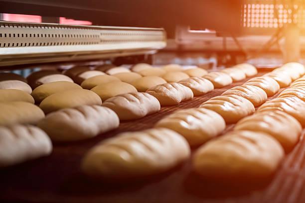 Fabrication du pain. - Photo