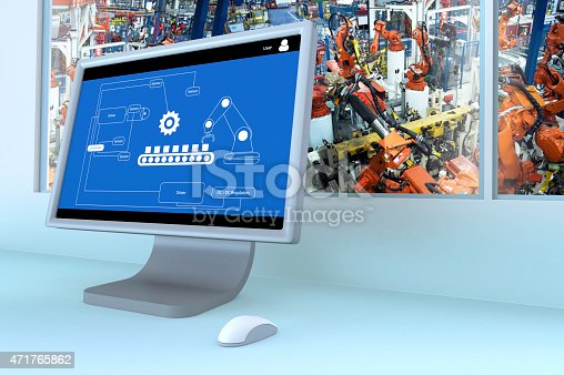 istock Manufacturing Automation 471765862