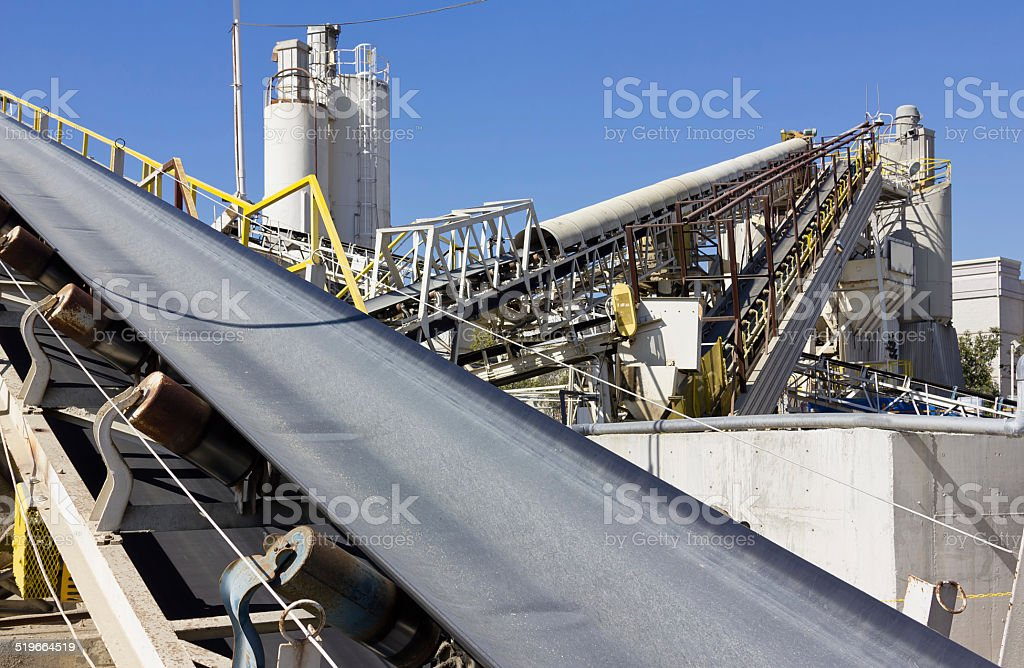Manufacturing Equipment stock photo