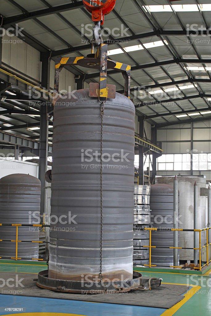 manufacturing workshop stock photo