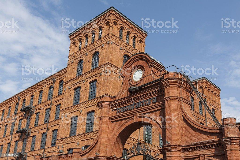 Manufaktura - Łódź