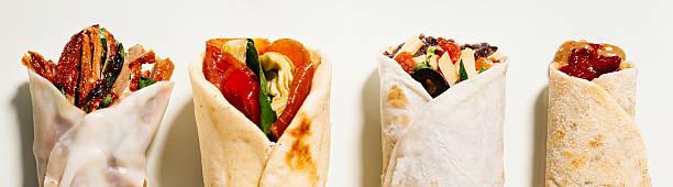 Viele burritos – Foto