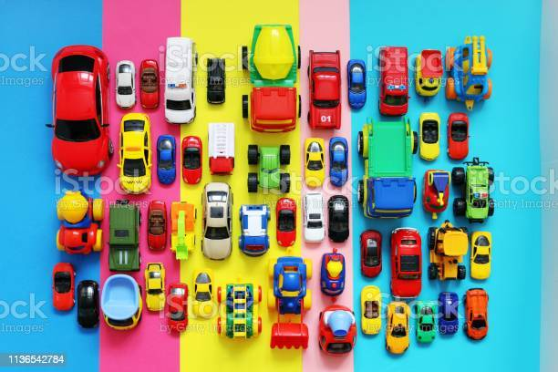 Many colored toy cars on multicolored background picture id1136542784?b=1&k=6&m=1136542784&s=612x612&h=owdjq yb9rvyqqznhcx9hg4fzpovnffvi6oimycq1hi=