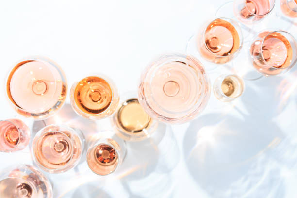 Many glasses of rose wine at wine tasting concept of rose wine and picture id680200382?b=1&k=6&m=680200382&s=612x612&w=0&h=sr7clh5m etxlc8cpzpmbbes git3pr7287wd 9nsvy=