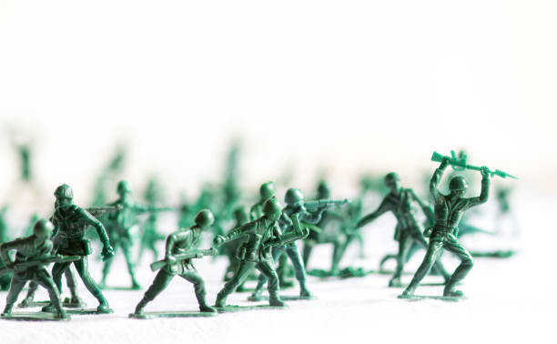 Best Toy Soldier Stock Photos, Pictures & Royalty-Free Images - iStock
