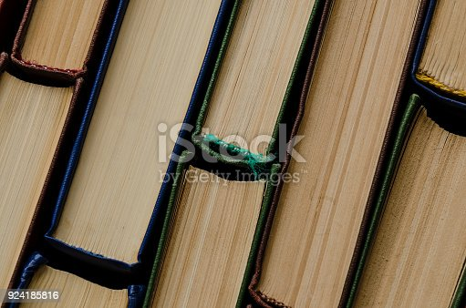 istock Many old books, top view, like background 924185816