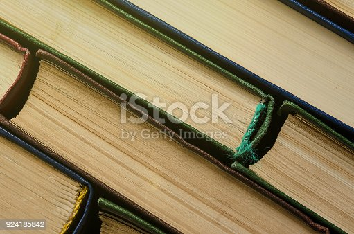 istock Many old books, top view, like background 924185842