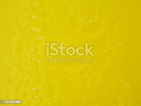 859844580 istock photo Many water drops on the surface 1134481996