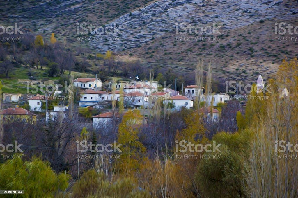 Manzara Yagli Boya Stock Photo More Pictures Of Alternative