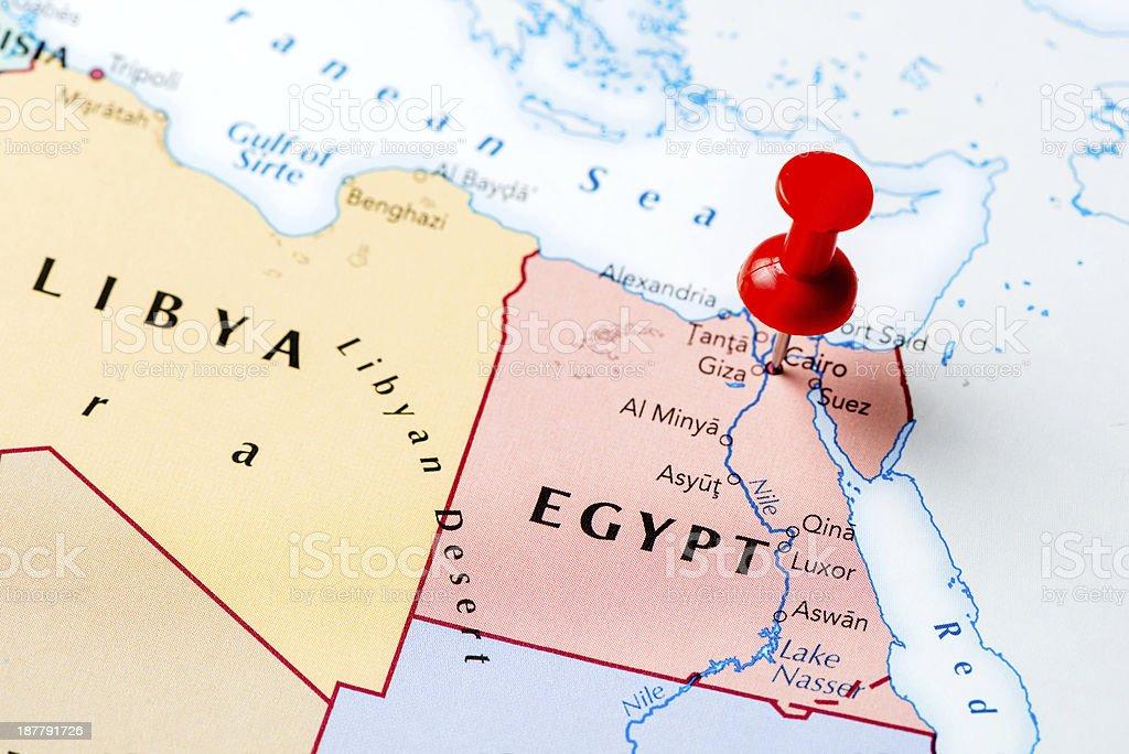 Cartina Turistica Egitto.Mappa Egitto Fotografie Stock E Altre Immagini Di Attrezzatura Istock