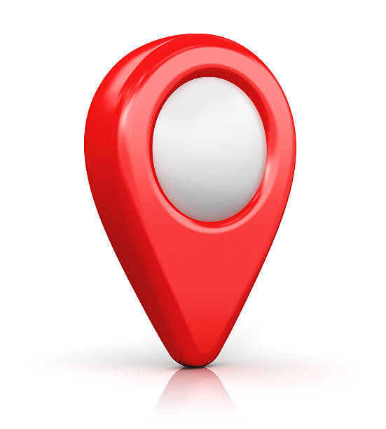 Map location marker http://img641.imageshack.us/img641/4770/mobsb.jpg button sewing item stock pictures, royalty-free photos & images