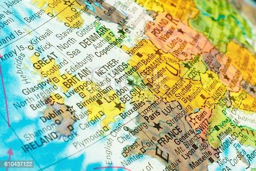 Map Netherlands Belgium Closeup Image Stock-Fotografie und mehr ...