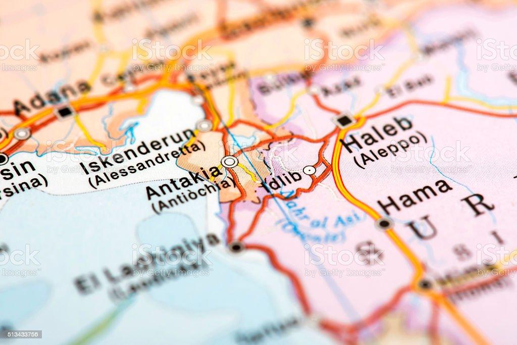 """Résultat de recherche d'images pour """"Iskenderun map syria"""""""