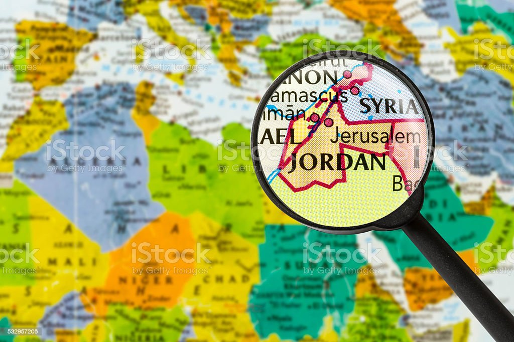 Map of hashemite kingdom of jordan stock photo more pictures of map of hashemite kingdom of jordan royalty free stock photo gumiabroncs Gallery