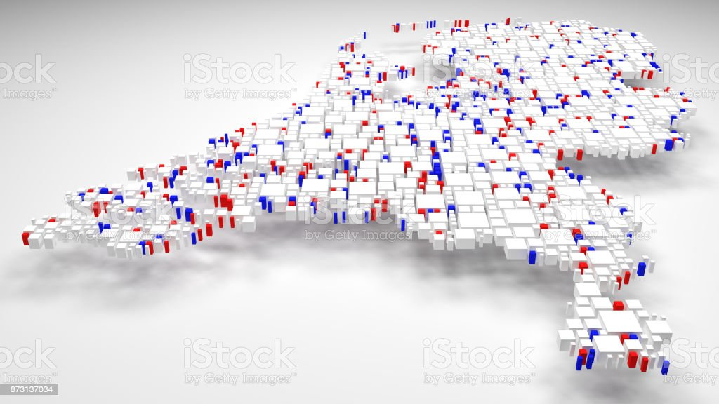 Picture of: Map Of Holland Europe Stock Photo Download Image Now Istock