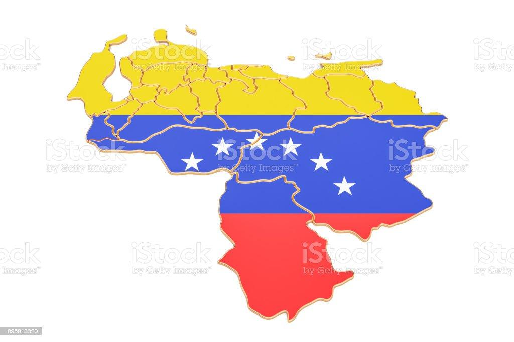 venezuela mapa Mapa De Venezuela   Stock Fotos e Imágenes   iStock venezuela mapa