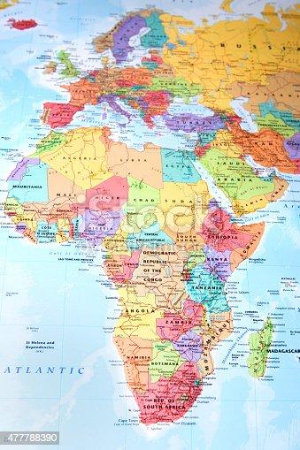 istock Map. 477788390