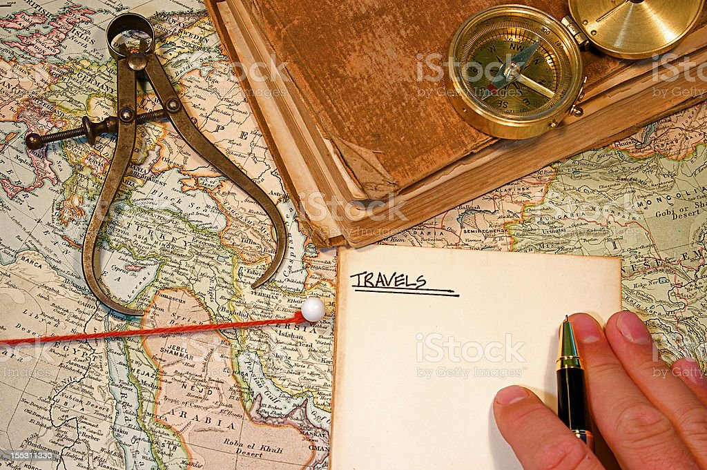 Map Pin royalty-free stock photo