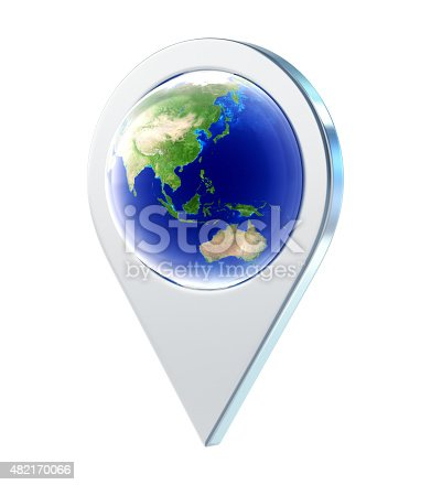 istock Map Pointer 482170066