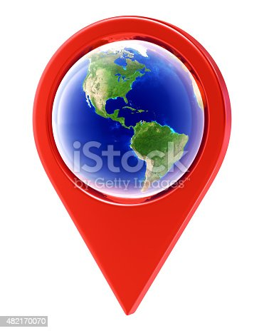 istock Map Pointer 482170070