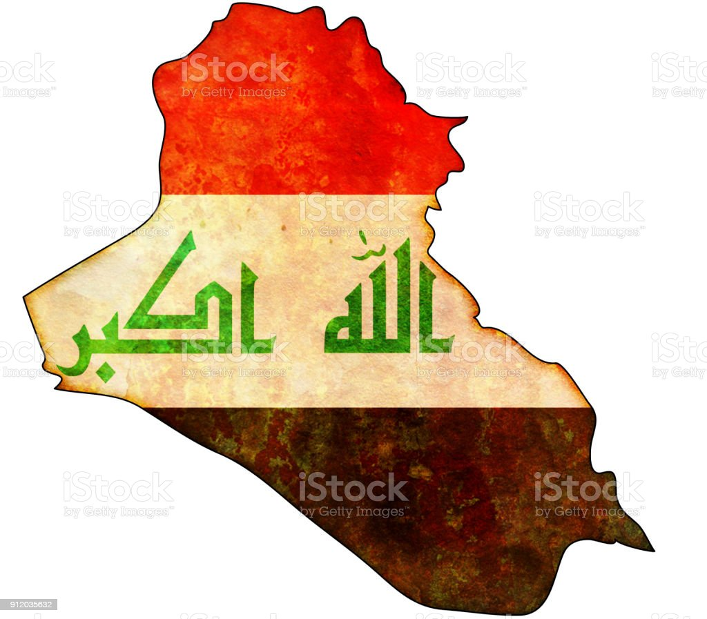 Map with flag of iraq stock photo more pictures of baghdad istock map with flag of iraq royalty free stock photo gumiabroncs Choice Image