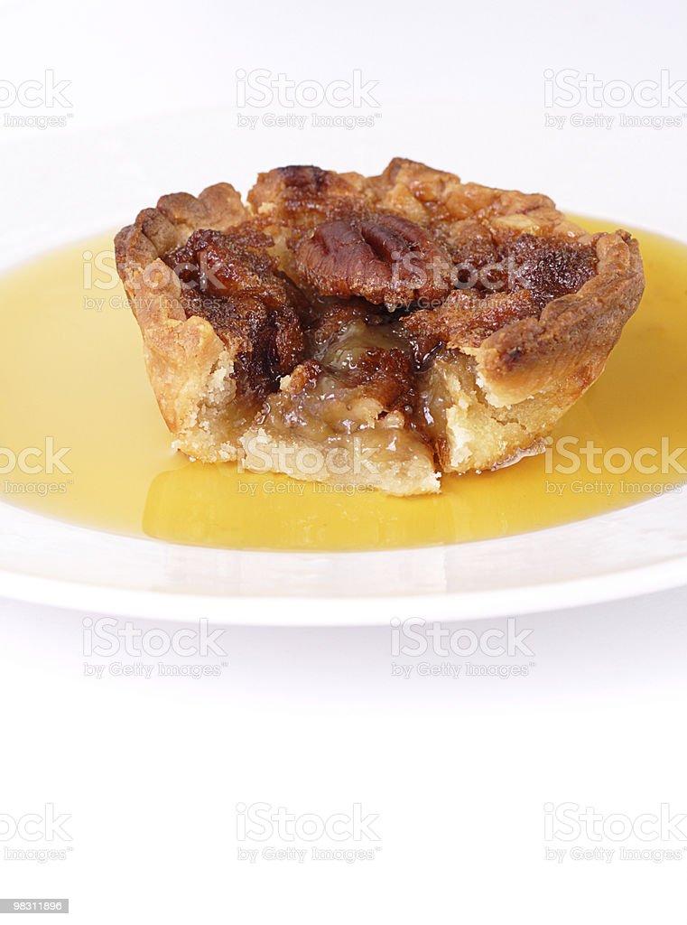 Maple tart royalty-free stock photo