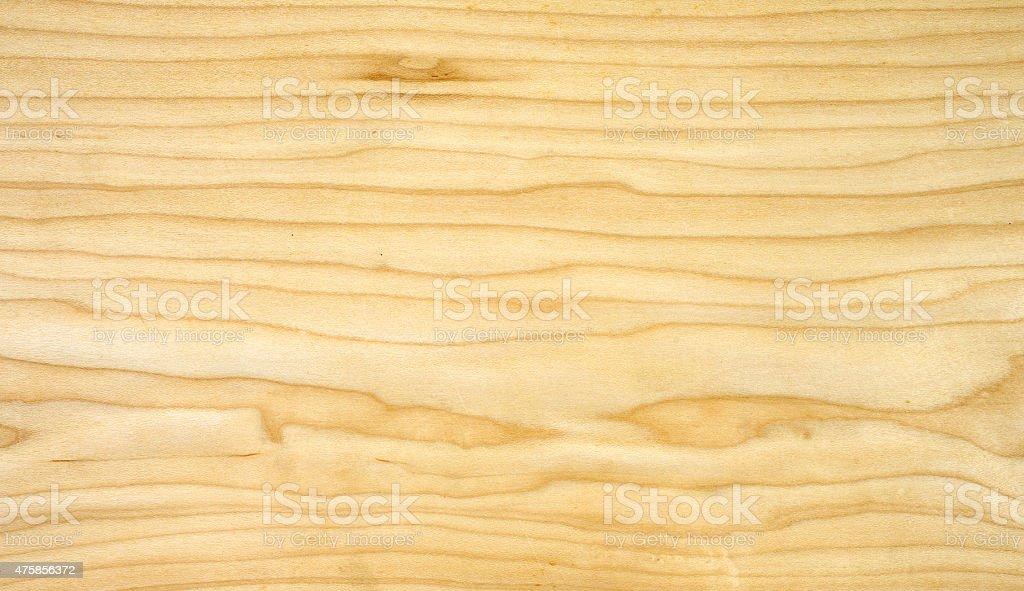 Maple veneer stock photo