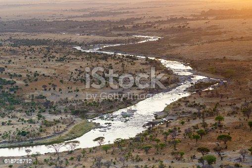 Mara River Sunrise