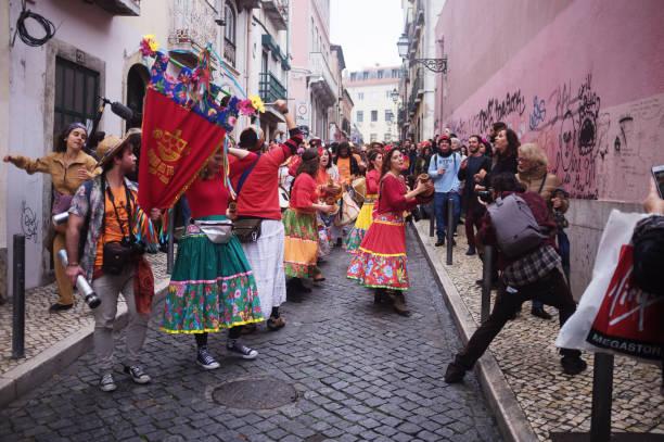 Maracutu in Lissabon durchführen – Foto