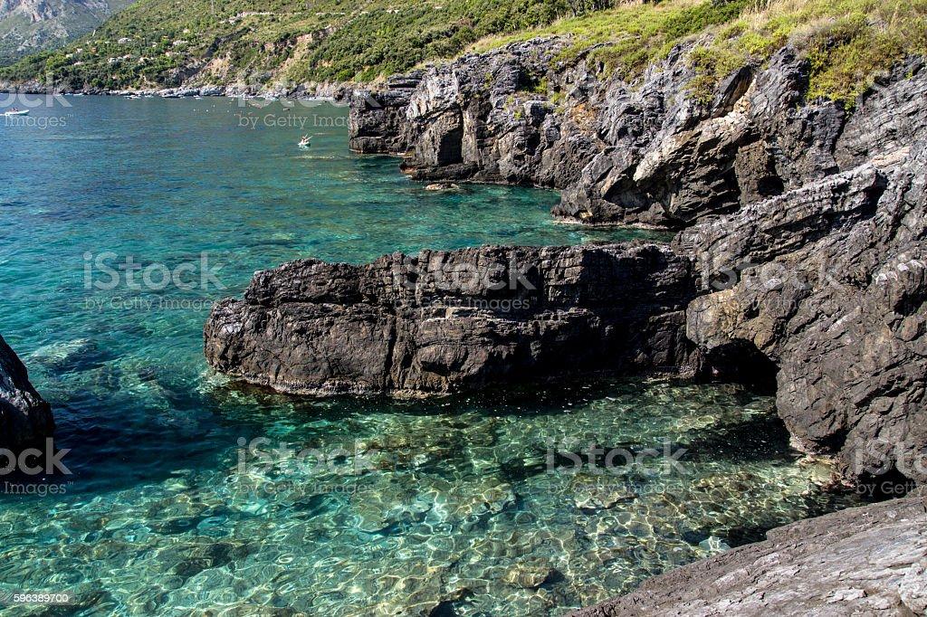 Maratea Potenza Italy - foto stock