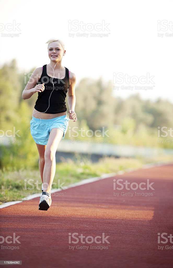 Marathon. royalty-free stock photo