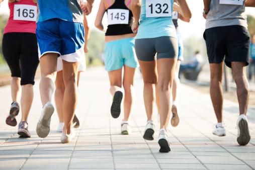 Marathon Stock Photo - Download Image Now