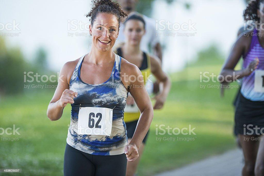 Maratona - foto de acervo