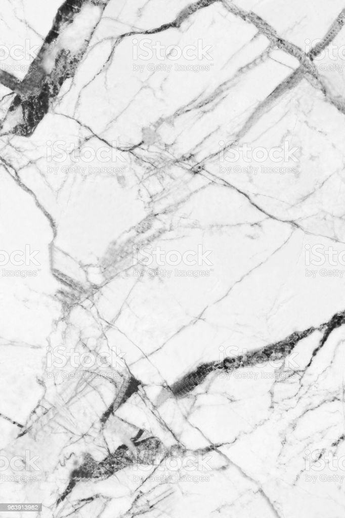Marble abstract natural marble black and white (gray) for design;  white marble texture background - Royalty-free Abstract Stock Photo