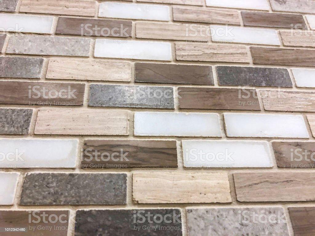 Marmor Und Granit Küche Arbeitsplatte Backsplash Oder Auf ...