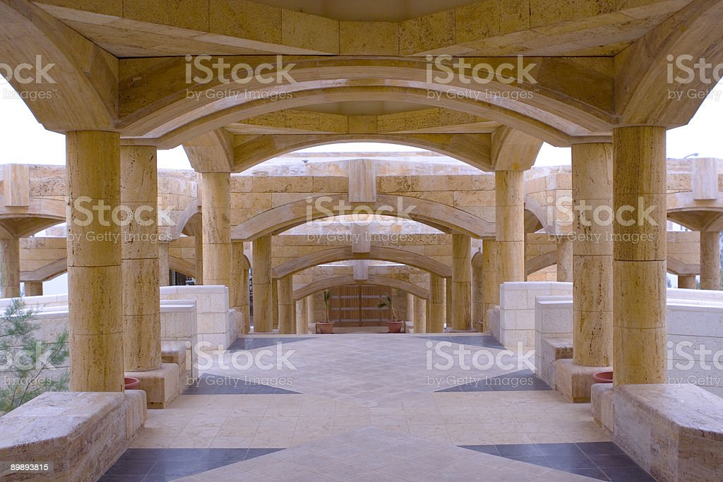 Marble Arch royalty-free stock photo