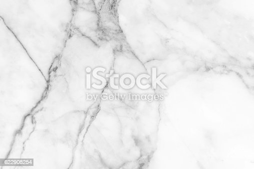 istock marble black and white (gray) white marble texture background. 622908254
