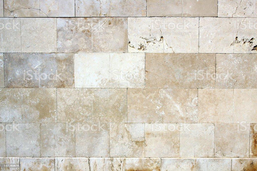 marble bricks royalty-free stock photo