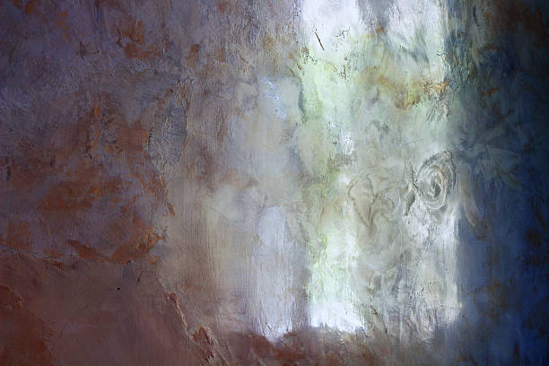 Marble by the Venetian plaster - Photo
