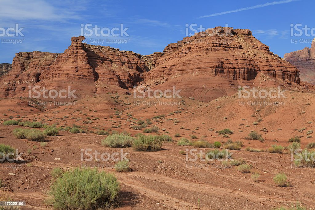 Marble canyon national park, Arizona, USA royalty-free stock photo