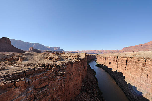 Marble Canyon stock photo