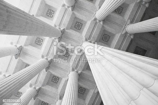 istock Marble Columns. 627225530