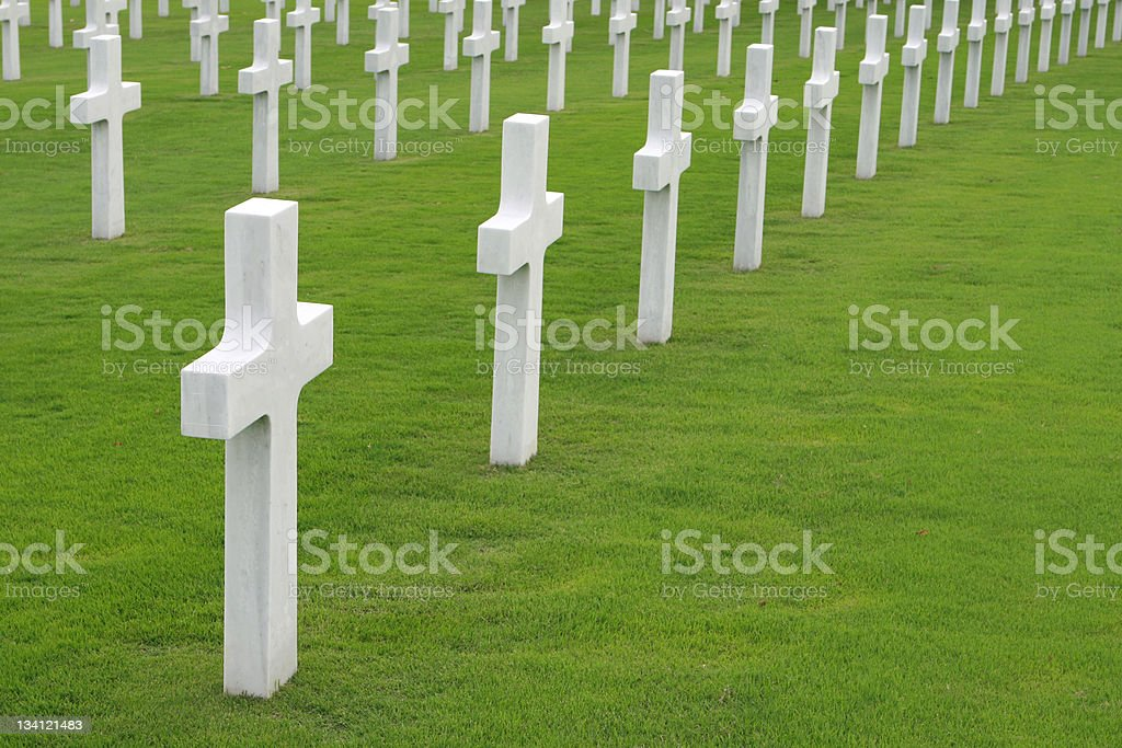Marble Crosses royalty-free stock photo